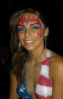 body art events