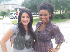 Me and Syesha Mercado