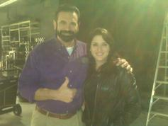Me and Billy Mays