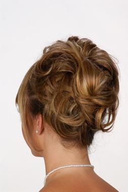 Classic updo for Weddings